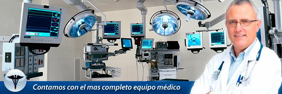 El mas completo, Mesa Cirugia